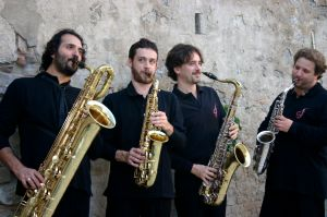Quartetto saxofollia I